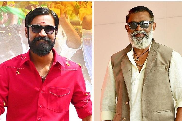 Malayalam actor Lal in Dhanushs film