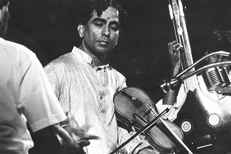 Remembering the magic of Lalgudi Jayaraman a genius musician and composer