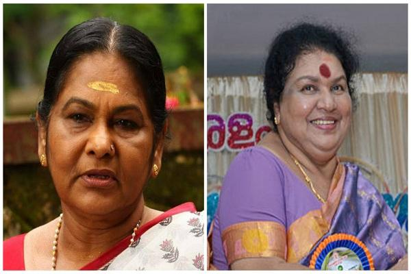 Now Keralas most famous on-screen mothers are in campaign mode