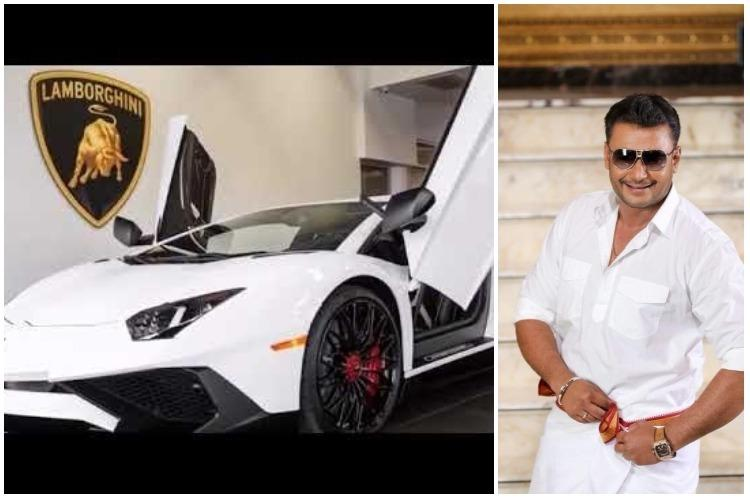 Kannada Star Darshan Under Rto Lens For Registering Luxury Car In