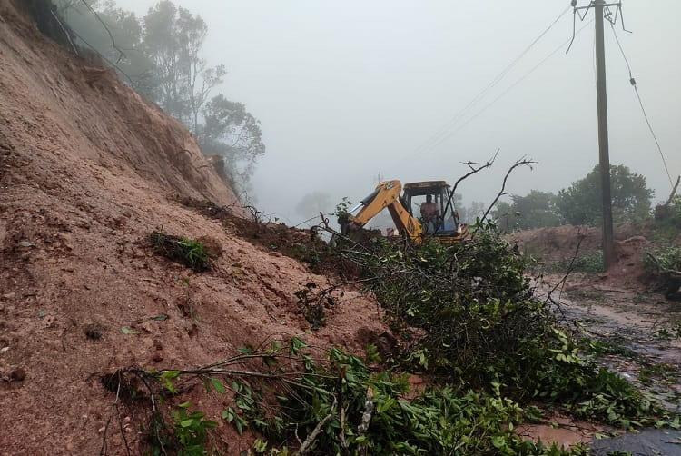 A week after landslide in Kodagu village search for six missing people continues