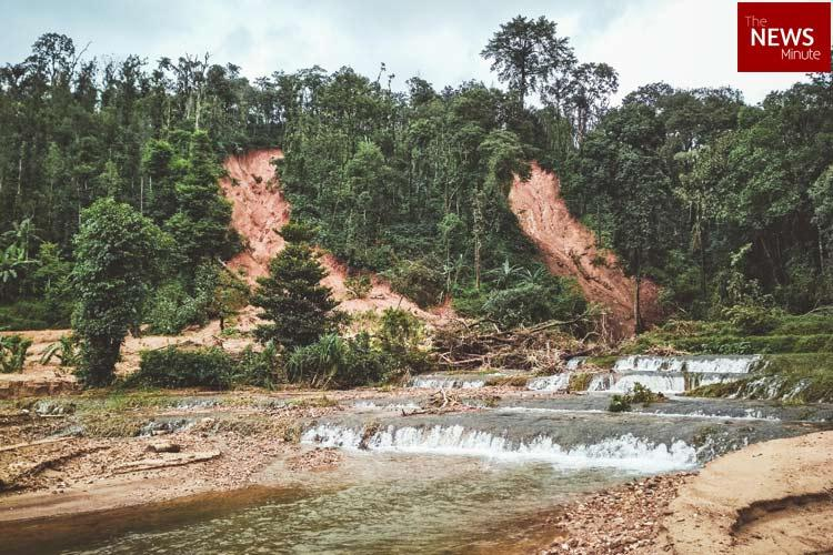 Residents of Kodagu village return to examine damage search for missing persons