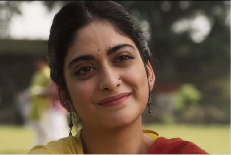 Actor Tanya Maniktala as Lata in Suitable Boy