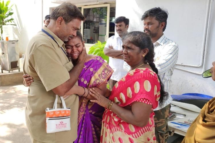 3 families from Andhra who were reunited in 2019 thanks to news and social media