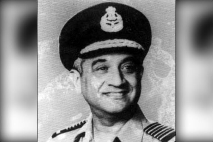 Former IAF chief Idris Hassan Latif passes away to be buried in Hyderabad