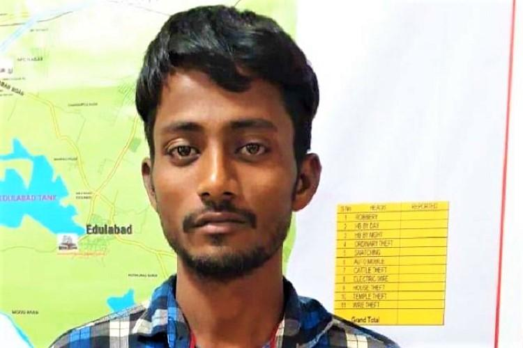 Prisoner escapes from police custody in Hyd while being taken to Cherlapally jail