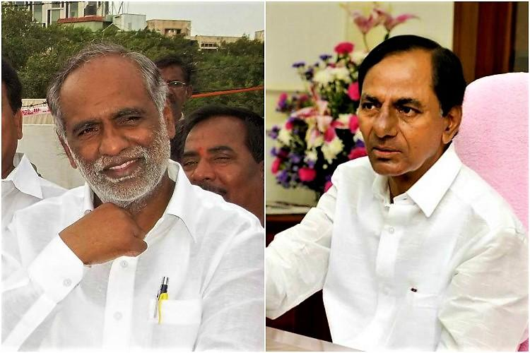 BJP call for Telangana Liberation Day kicks up a political storm TRS attacks saffron party