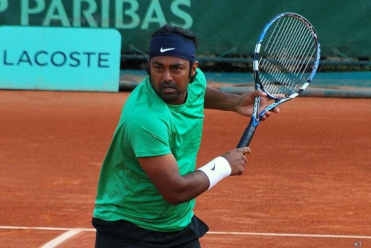 Davis Cup Leander Paes creates history becomes most successful doubles player ever