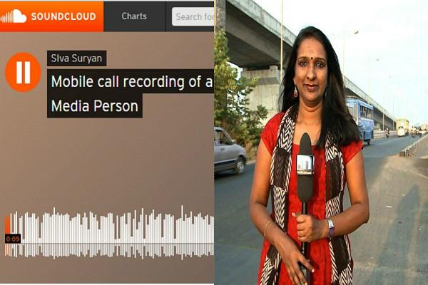 Leaked audio Mathrubhumi journo Leby denies allegations of fixing news for candidate husband