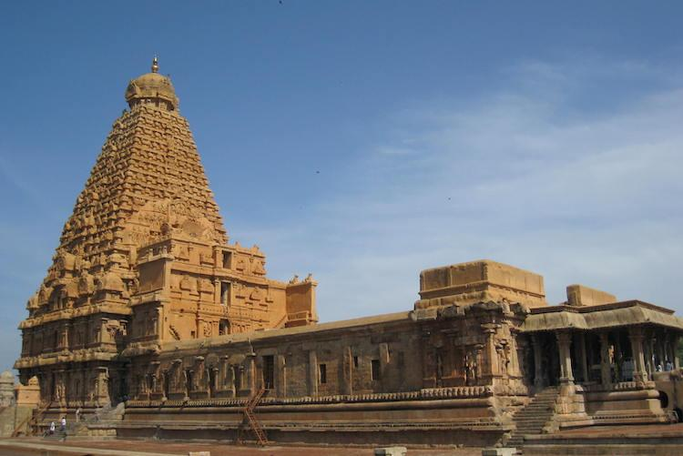 Thanjavur temple kumbabishekam to be held in Tamil and Sanskrit TN govt to HC