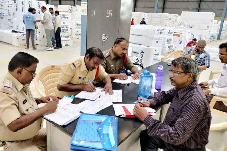 For violating packaging rules Telangana officials book 113 cases against MNCs