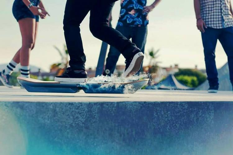 How does the Lexus hoverboard actually work A scientist explains