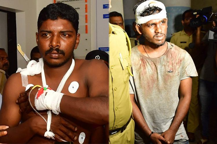 Kerala man who tried to moral police couple gets injured while trying to attack them