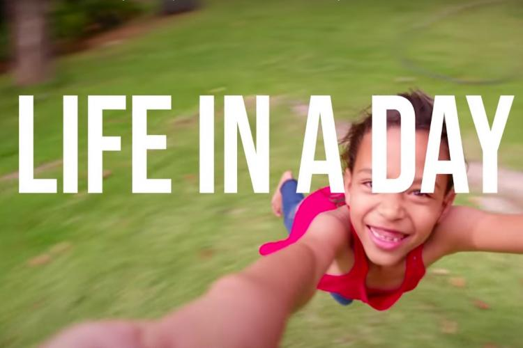 Life in a Day is back YouTube Originals calls for entries for documentary film