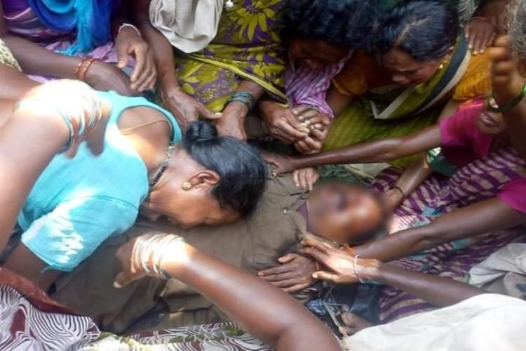 My father was not a Maoist Son of Telangana Adivasi man killed in encounter