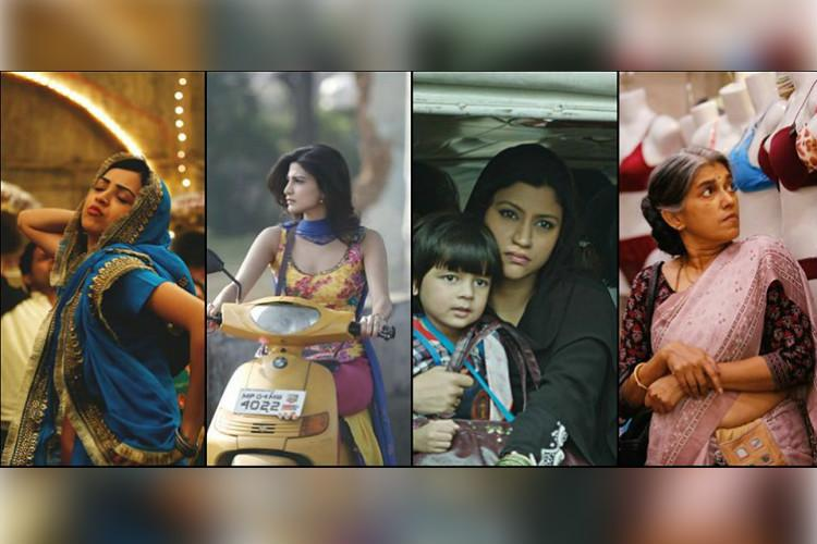 Lipstick under my burkha review This is the lady-oriented film weve been waiting for