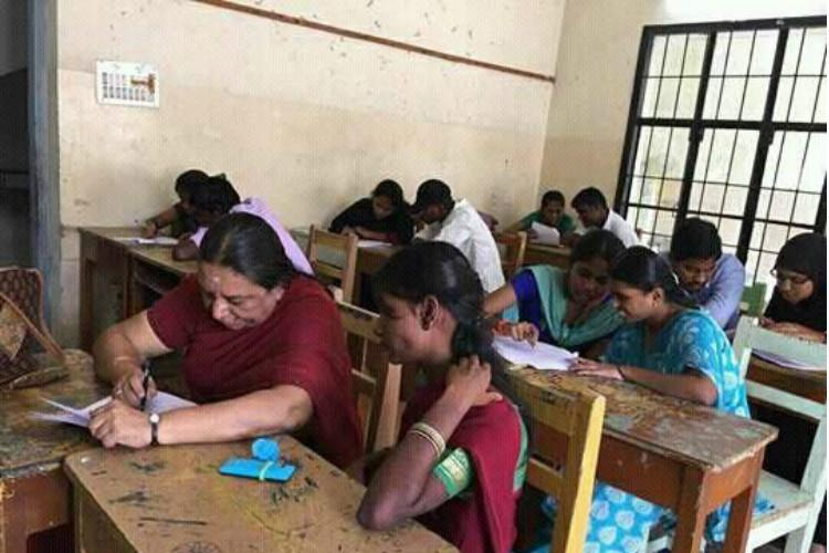From reading sessions to providing scribes this TN group helps the visually impaired