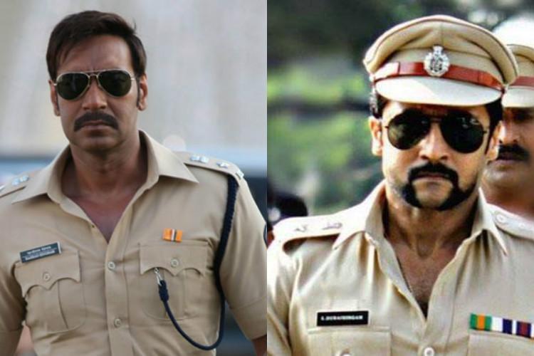 Hindi Singham remake of Suriyas cop film to be made as kids animation series