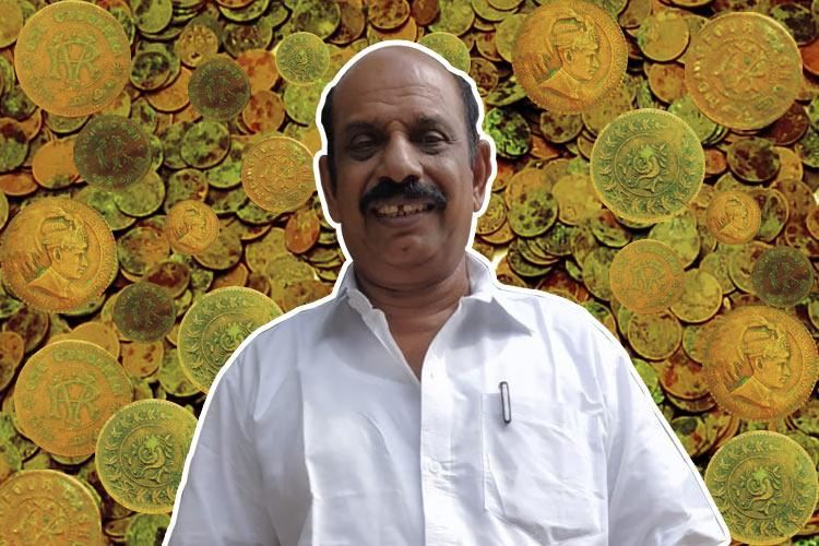 Lottery winner from Kerala tills land bought from gains discovers buried treasure