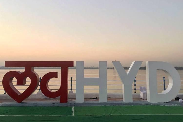 Monument of Love in Hyderabad City gets new sculpture at Tank Bund