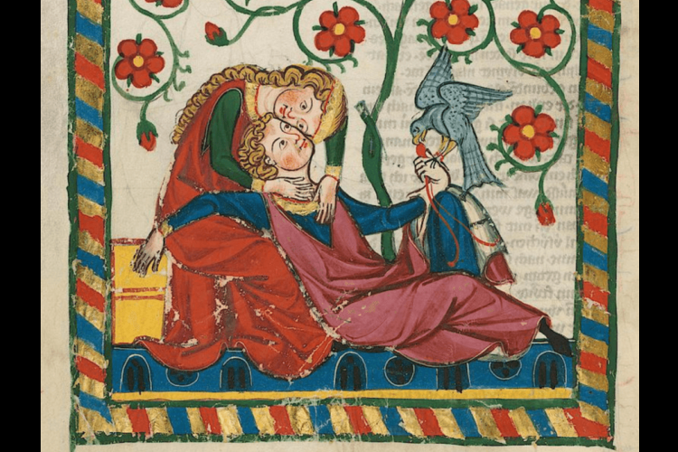 Image result for 14th century cupid image