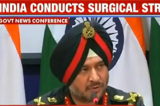 Watch India say conducted surgical strikes on terror launchpads across LoC