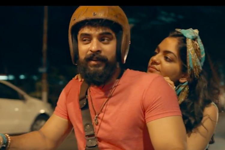 Tovino Thomas plays an eccentric artist in Luca