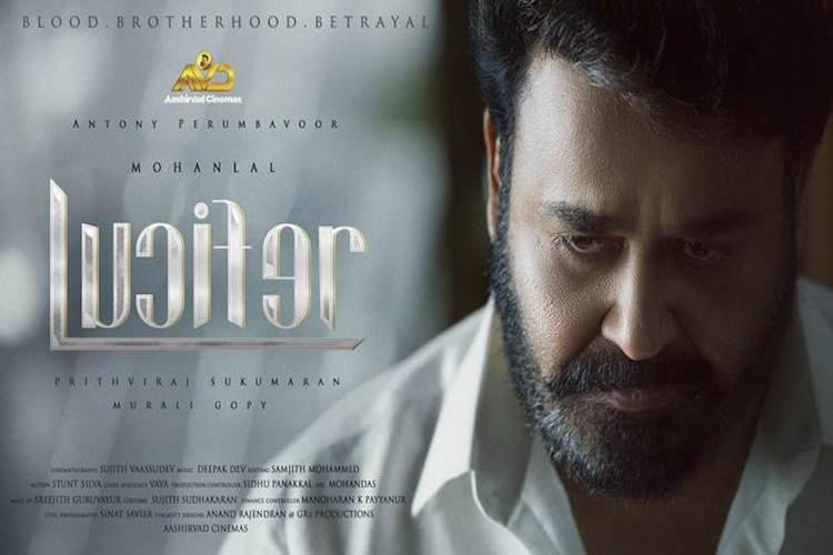 Shooting of Lucifer stalled due to heavy rains in Kerala