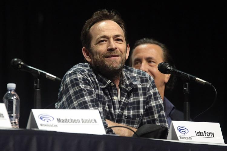Riverdale actor Luke Perry passes away after suffering stroke he was 52