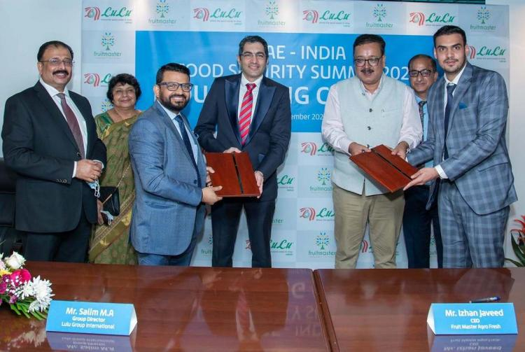Lulu Group announces plan to set up food processing centre in Srinagar