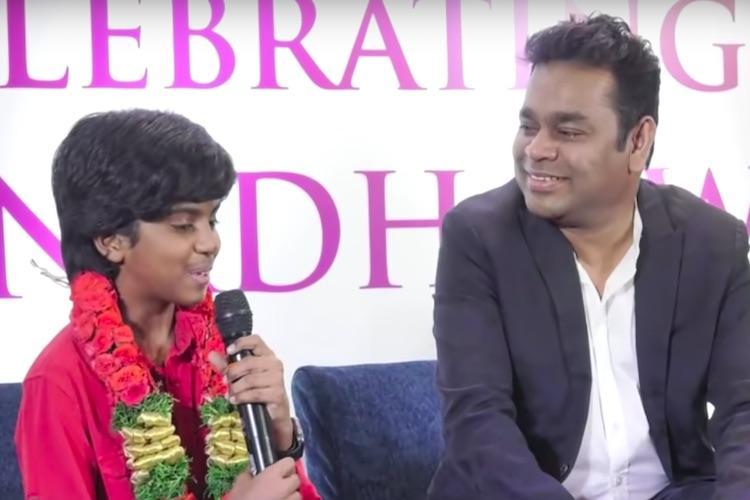 Lydian Nadaswaram deserves to become the global ambassador of Indian music AR Rahman