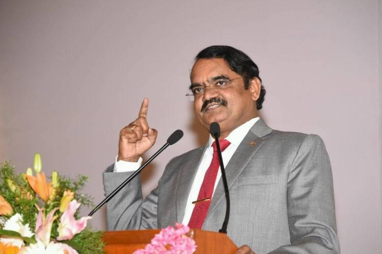 Chandrayaan Mars mission man Annadurai was not welcome at ISRO