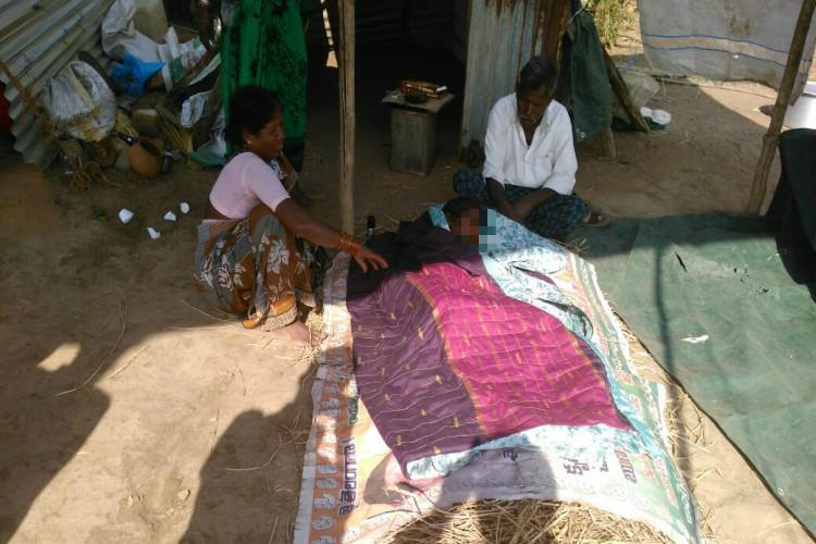 Telangana Dalits forced to live in makeshift houses as TRS MLA reneges on promise