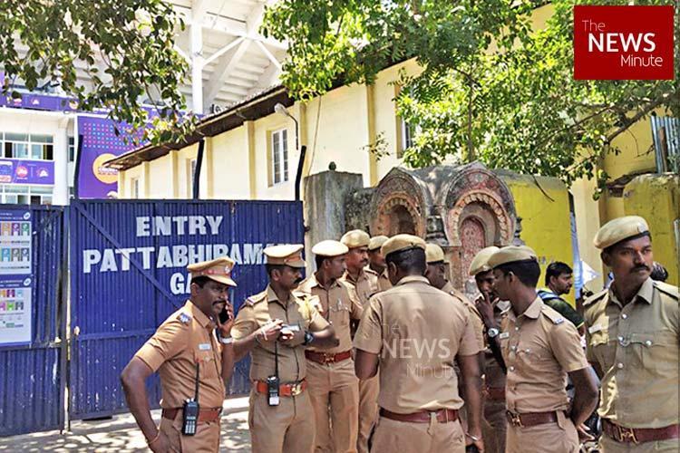 Chennais MA Chidambaram stadium will be a fortress 4000 cops on duty for IPL