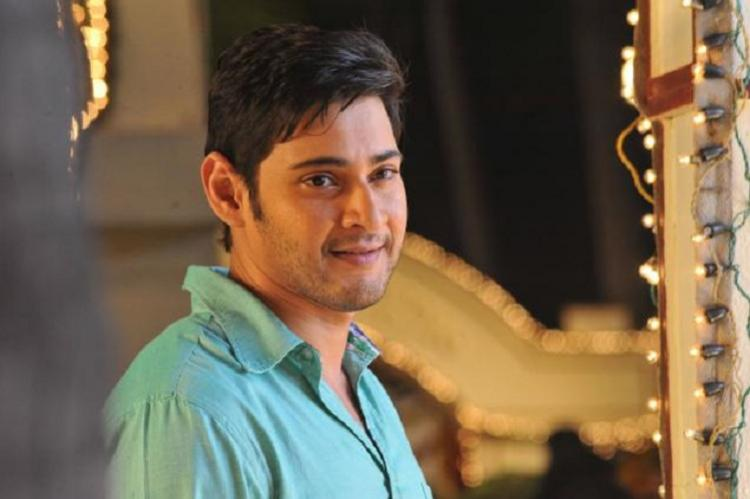Mahesh Babu - A R Murugadoss take a break from shooting