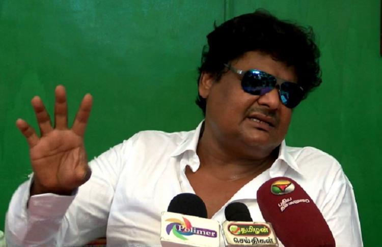 Actor Mansoor Ali Khan arrested for remarks on Chennai-Salem highway