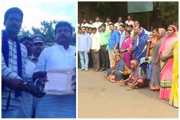 Dalits in Karnataka village face social boycott over naming of Circle after Ambedkar