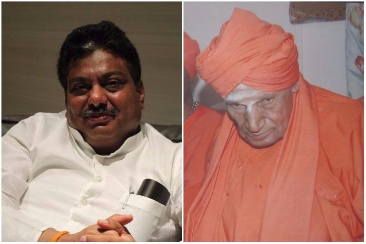 Minister MB Patil says Siddaganga seer also in support of separate Lingayat religion