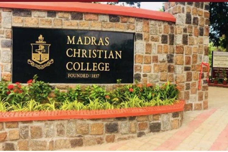 In a win for students Madras Christian College dismisses prof found guilty of sexual harassment