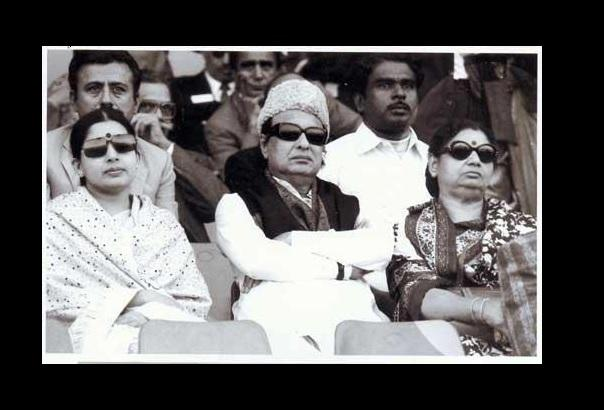 1989 The election that ended the succession battle between MGRs heroines