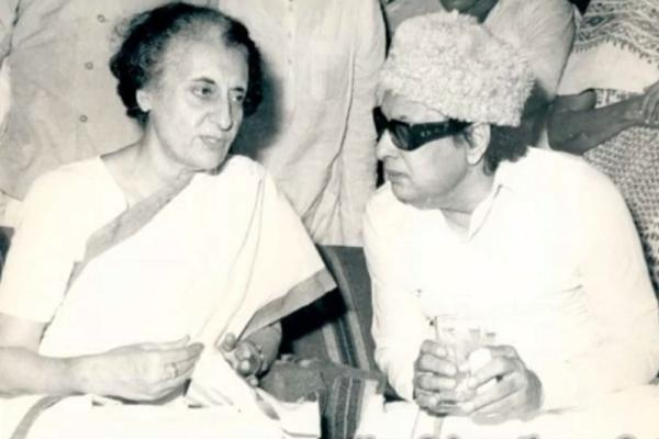 Indira Gandhi never forgave MGR for 1977