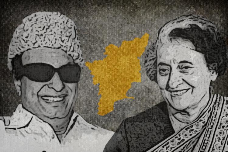 When MGR turned away Indira Gandhi from contesting the Thanjavur Lok Sabha bye-poll