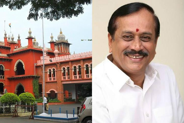 Madras HC directs H Raja to appear for contempt proceedings on Oct 22