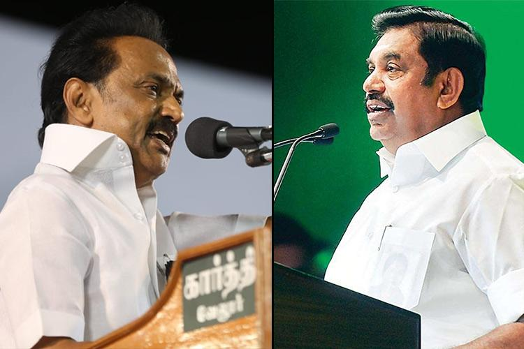 AIADMK DMK to clash only in 8 LS seats Are Dravidian foes avoiding a direct contest