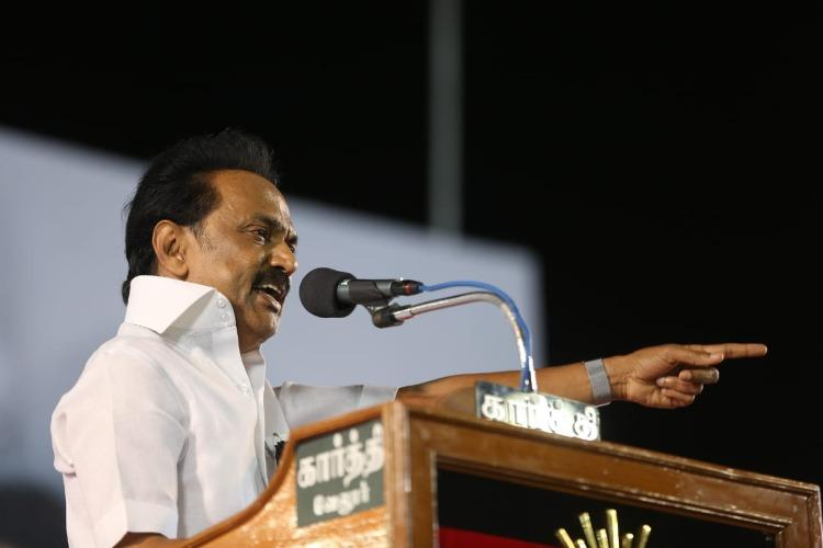 TN IAS officer seeking VRS becomes controversial Stalin asks EPS to explain
