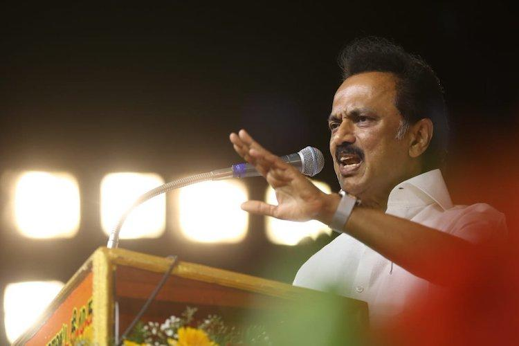 TNM exclusive: DMK chief MK Stalin says 'alliance arithmetic' won't work  this election | The News Minute