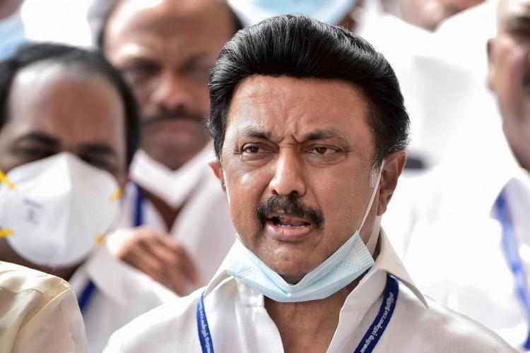 MK Stalin files application to contest from Kolathur for third time | The  News Minute