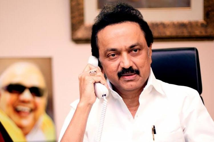 In a first opposition leader MK Stalin calls up CM OPS to wish him on his birthday