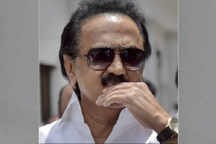 DMK President Stalin not to contest in Thiruvarur bye-polls party yet to decide candidate