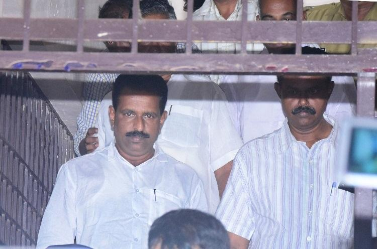 Kerala court to hear rape accused Congress MLA Vincents bail plea on Tuesday